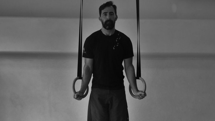 Muscle-Up on Rings
