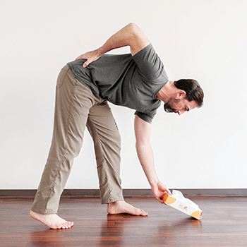 lower back pain while bending over