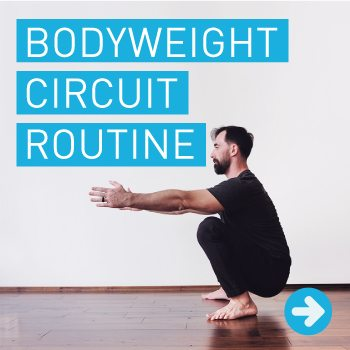 Bodyweight Circuit Routine Download