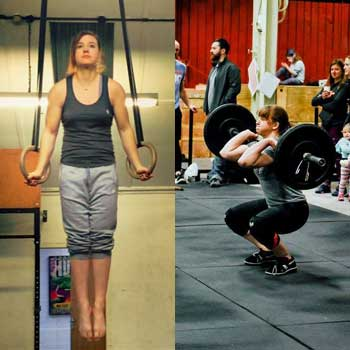 Written in cooperation with our staffers, Verity (CF-L1, CrossFit Gymnastics) and Sara (CF-L1)