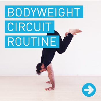 bodyweight circuit routine