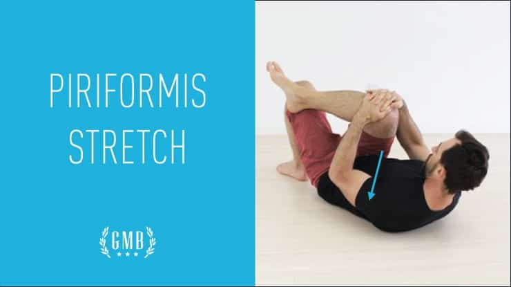 piriformis stretch for tight hips