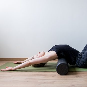 Foam Rolling to Improve your Flexibility
