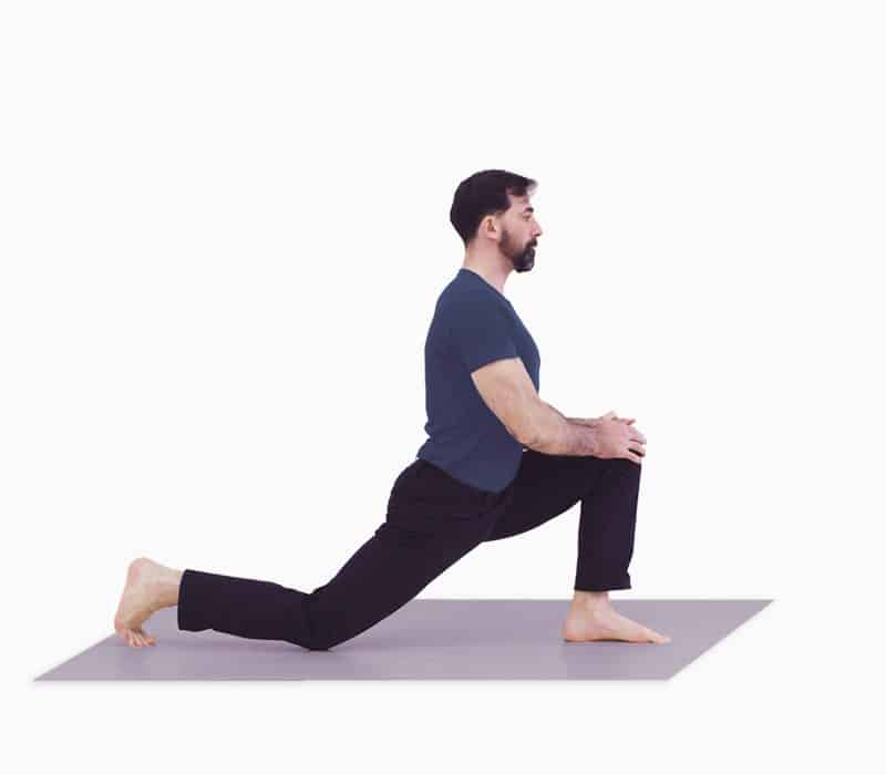 Hip Mobility Sequence
