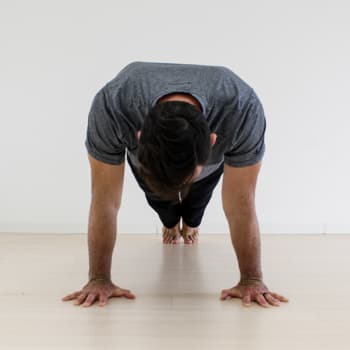 Top of Push-Up