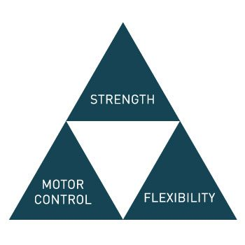 Basics of strength flexibility and control