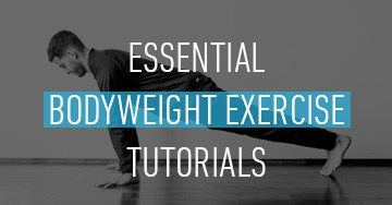 Logo for bodyweight exercise tutorials
