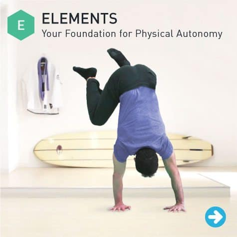 Using Elements to increase physical autonomy