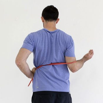 Shoulder exercises for pain relief