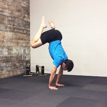 Locomotion Exercise to improve Handstands