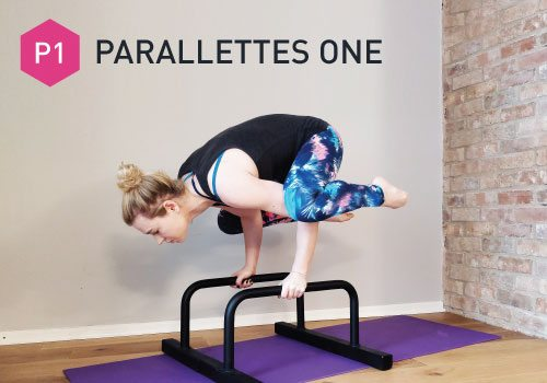 GMB Parallettes One Course