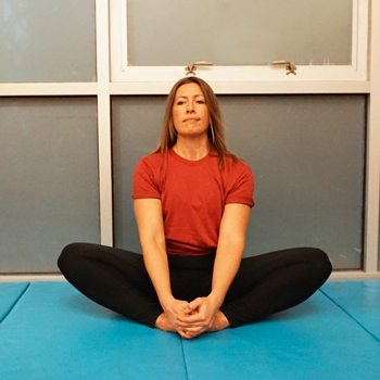 Butterfly Stretch to Loosen Tight Hips