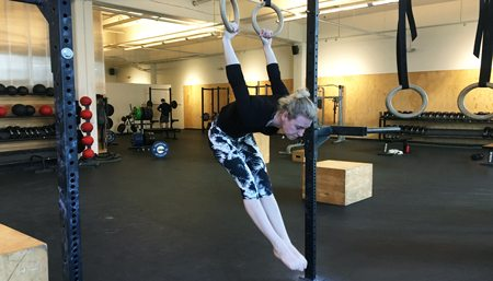 Shoulder Mobility for Gymnastic Rings