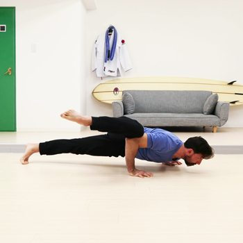 Spiderman Locomotion Exercise for Increased Hip Flexibility
