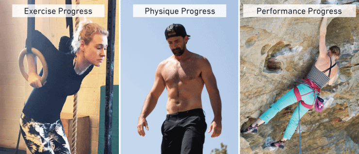 exercise physique and performance