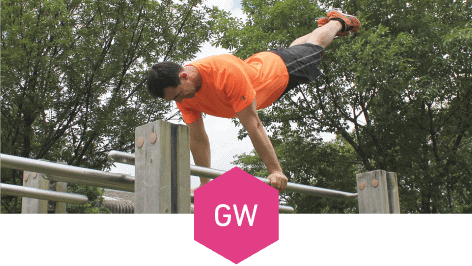 GMB Gone Wild helps you to master the basics and advanced movement skills.