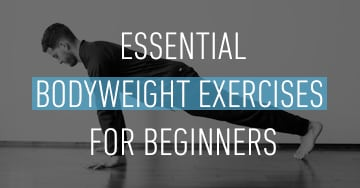 Essential bodyweight exercise tutorials