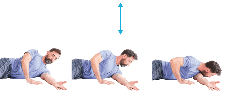 Shoulder Mobility L-arm Stretch