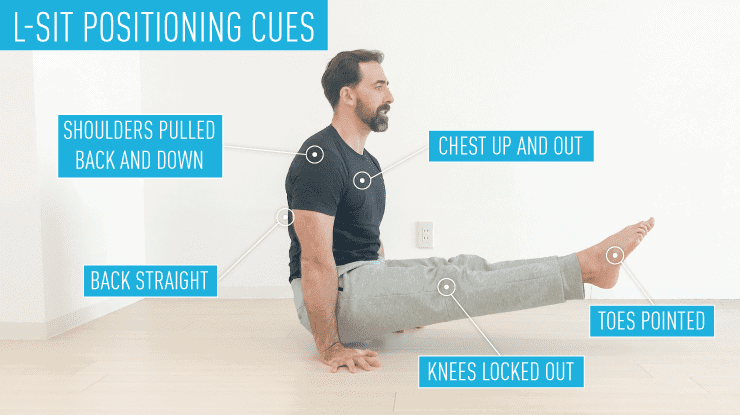 l-sit positioning cues
