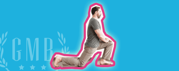 tight hips lunge stretch