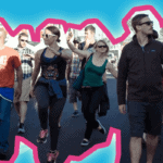 """GMB Fitness Team Walking in San Diego, which definitely does not mean 'whale's vagina"""""""