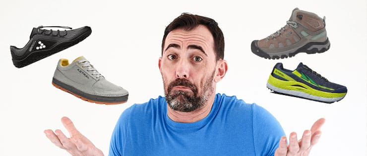 Which shoes are the best for you?