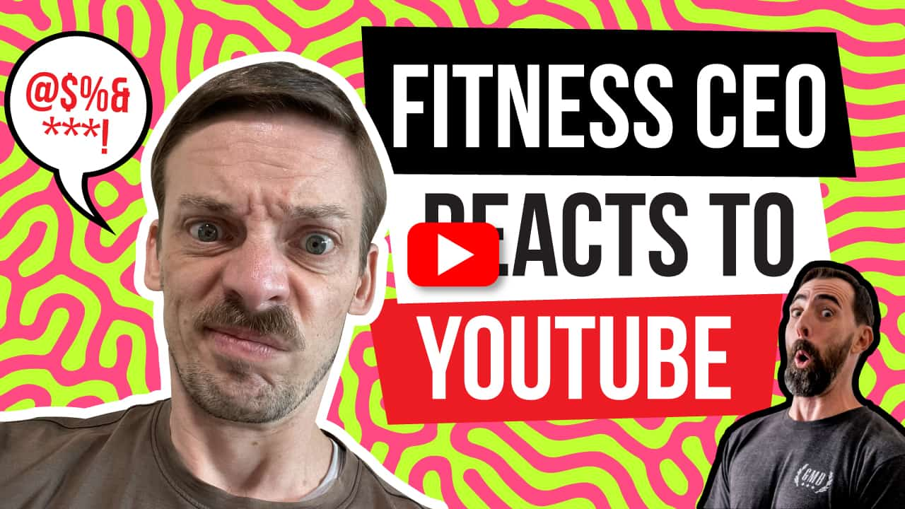 GMB Fitness CEO reacts to YouTube Fitness Content