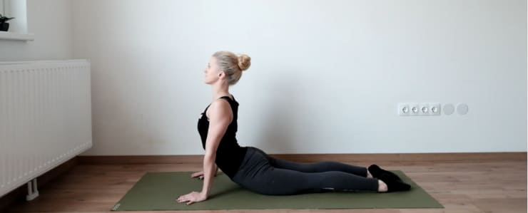 spinal extension